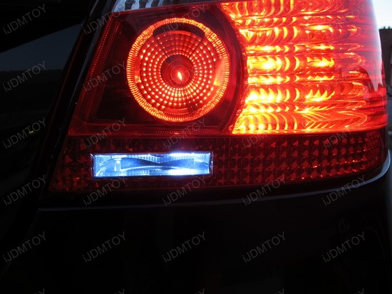 BMW - E60 - 530i - led - reverse - lights - 2